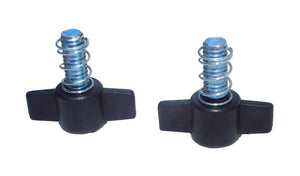 "Wingbolts 3/8"" with Springs (Pack of 2)"