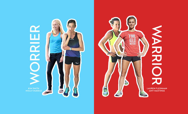 What runner personality are you? Worrier or Warrior?