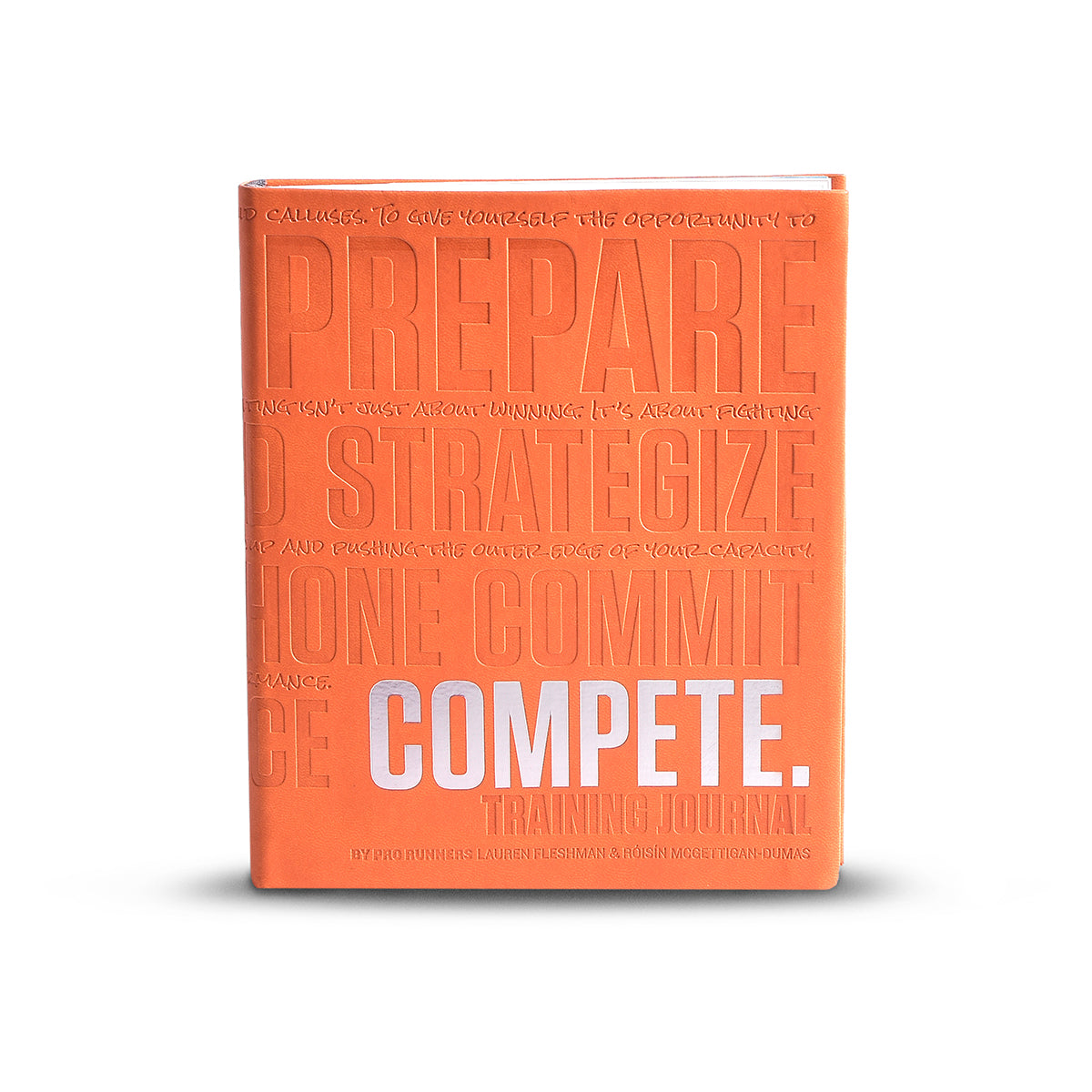 Compete Training Journal - Orange