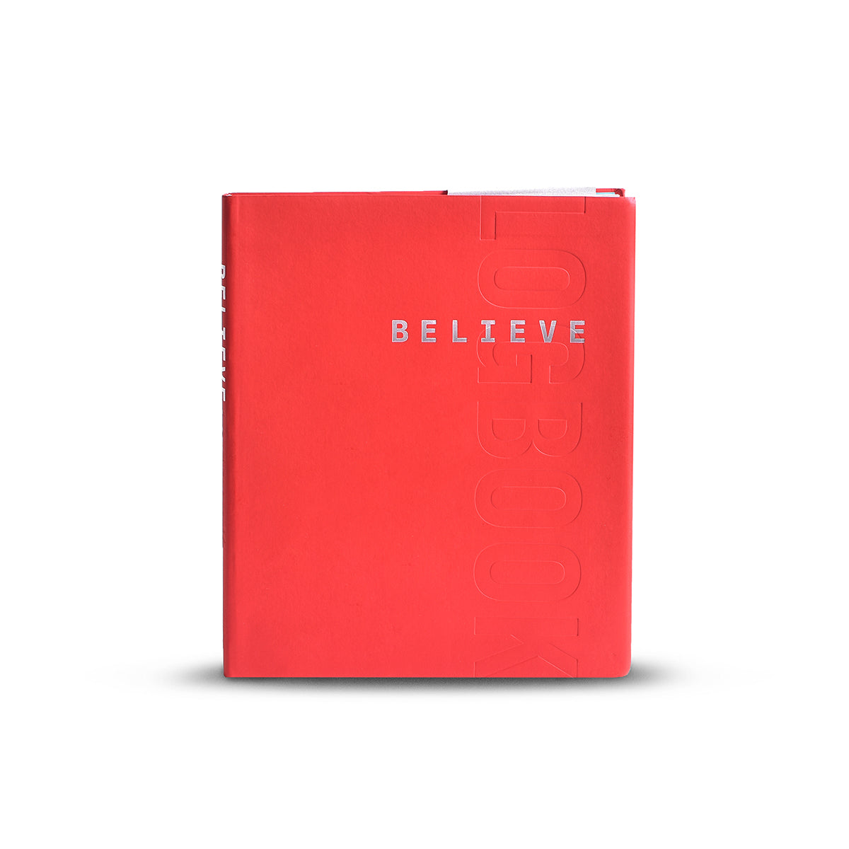 Believe Logbook - Red