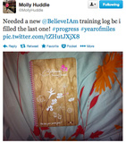 The Believe Training Journal