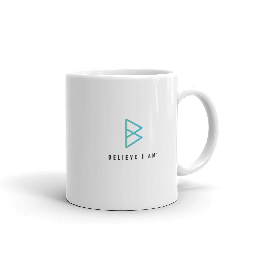 Can't Stop / Won't Stop Believing Mug