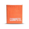 *NEW COLOR* Compete Training Journal