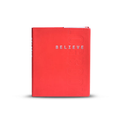 Red Hot Believe Logbook