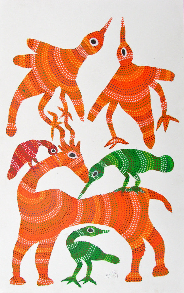 Folk and Tribal Arts for India - DeccanFootprints