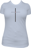 "Women Christian Graphic T-Shirt ""Jesus Corazon Cristo"""