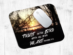 Mouse Pad Trust the Lord