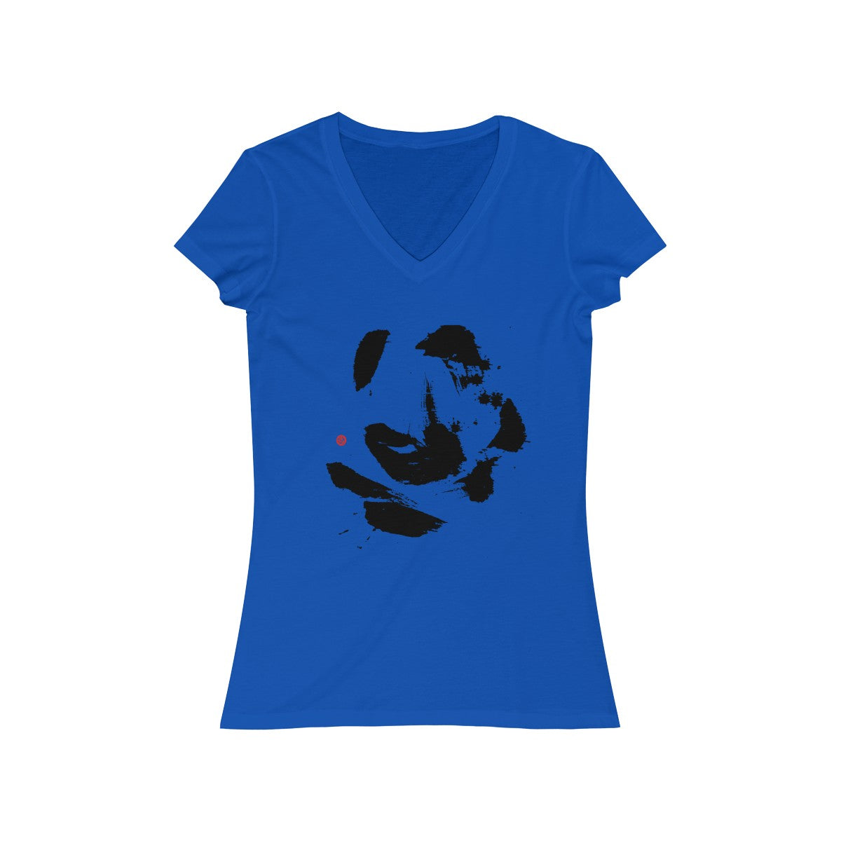 Make a Splash! Women's Jersey Short Sleeve V-Neck Tee