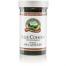 Nature's Sunshine Blue Cohosh (100 caps) - Nature's Best Health Store