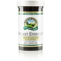 Nature's Sunshine Breast Enhance (90 caps) - Nature's Best Health Store