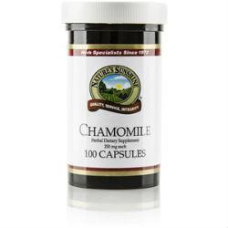 Nature's Sunshine Chamomile (100 caps) - Nature's Best Health Store