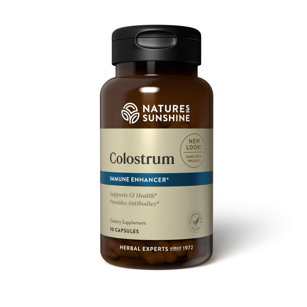 Nature's Sunshine Colostrum (90 caps) - Nature's Best Health Store