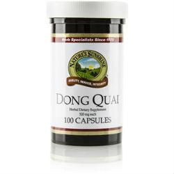 Nature's Sunshine Dong Quai (100 caps) - Nature's Best Health Store