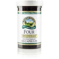 Nature's Sunshine Four (100 caps) - Nature's Best Health Store