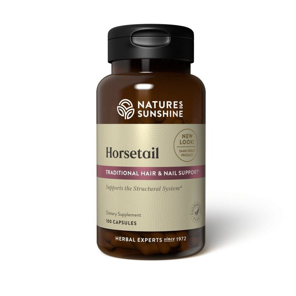 Nature's Sunshine Horsetail (100 caps) - Nature's Best Health Store