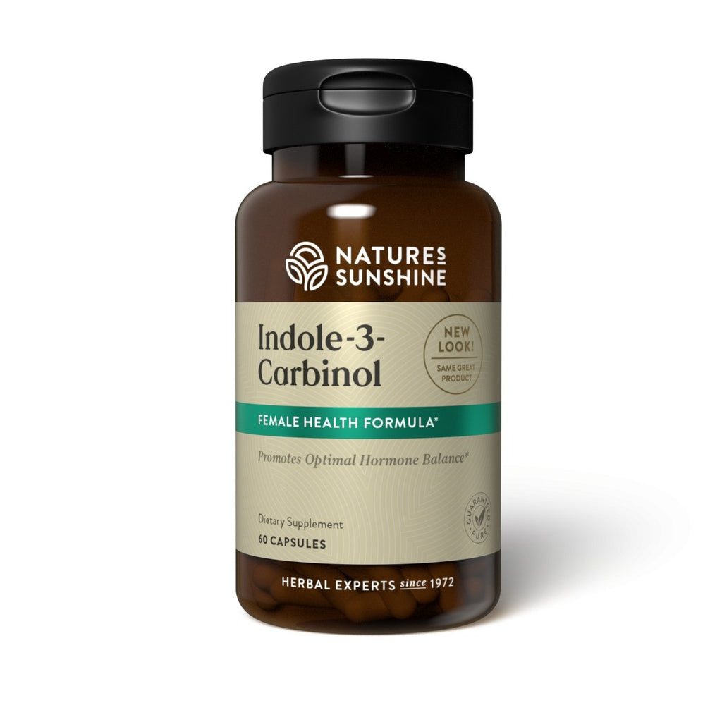 Nature's Sunshine Indole 3 Carbinol (60 caps) - Nature's Best Health Store