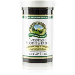 Nature's Sunshine Intestinal Soothe & Build (100 caps) - Nature's Best Health Store
