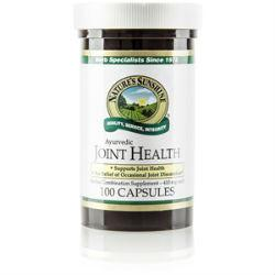 Nature's Sunshine Joint Health, Ayurvedic (100 caps) - Nature's Best Health Store