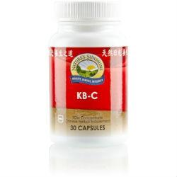 Nature's Sunshine KB-C TCM Conc. (30 caps) - Nature's Best Health Store
