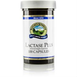 Nature's Sunshine Lactase Plus (100 caps) - Nature's Best Health Store