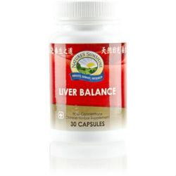 Nature's Sunshine Liver Balance TCM Conc. (30 caps) - Nature's Best Health Store