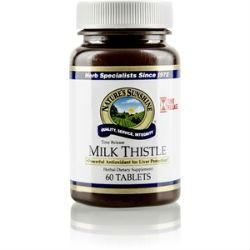 Nature's Sunshine Milk Thistle T/R (60 tabs) - Nature's Best Health Store