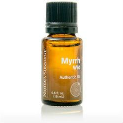 Nature's Sunshine Myrrh (5 ml) - Nature's Best Health Store