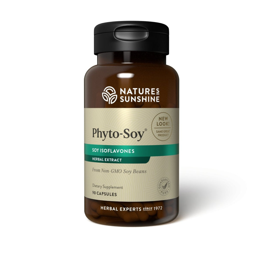 Nature's Sunshine Phyto-Soy® (90 caps) - Nature's Best Health Store