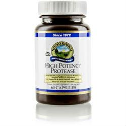 Nature's Sunshine Protease High Potency (60 caps) - Nature's Best Health Store