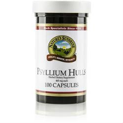 Nature's Sunshine Psyllium Hulls (100 caps) - Nature's Best Health Store