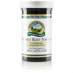 Nature's Sunshine Red Beet Root Formula (100 caps) - Nature's Best Health Store