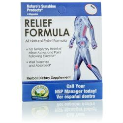 Nature's Sunshine Relief Formula Retail Trial Pack (20) - Nature's Best Health Store