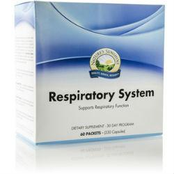 Nature's Sunshine Respiratory System Pack (30 day) - Nature's Best Health Store
