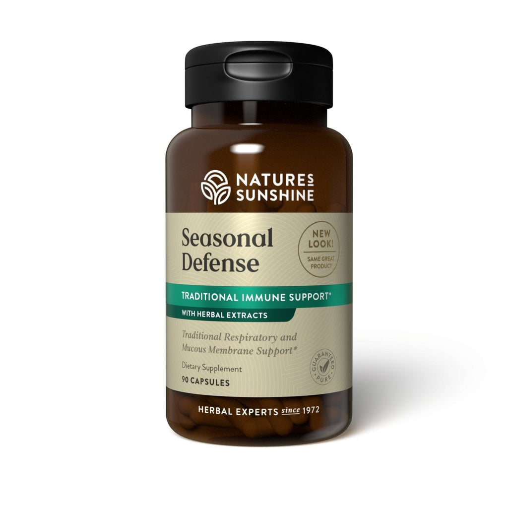 Nature's Sunshine Seasonal Defense (90 caps) - Nature's Best Health Store