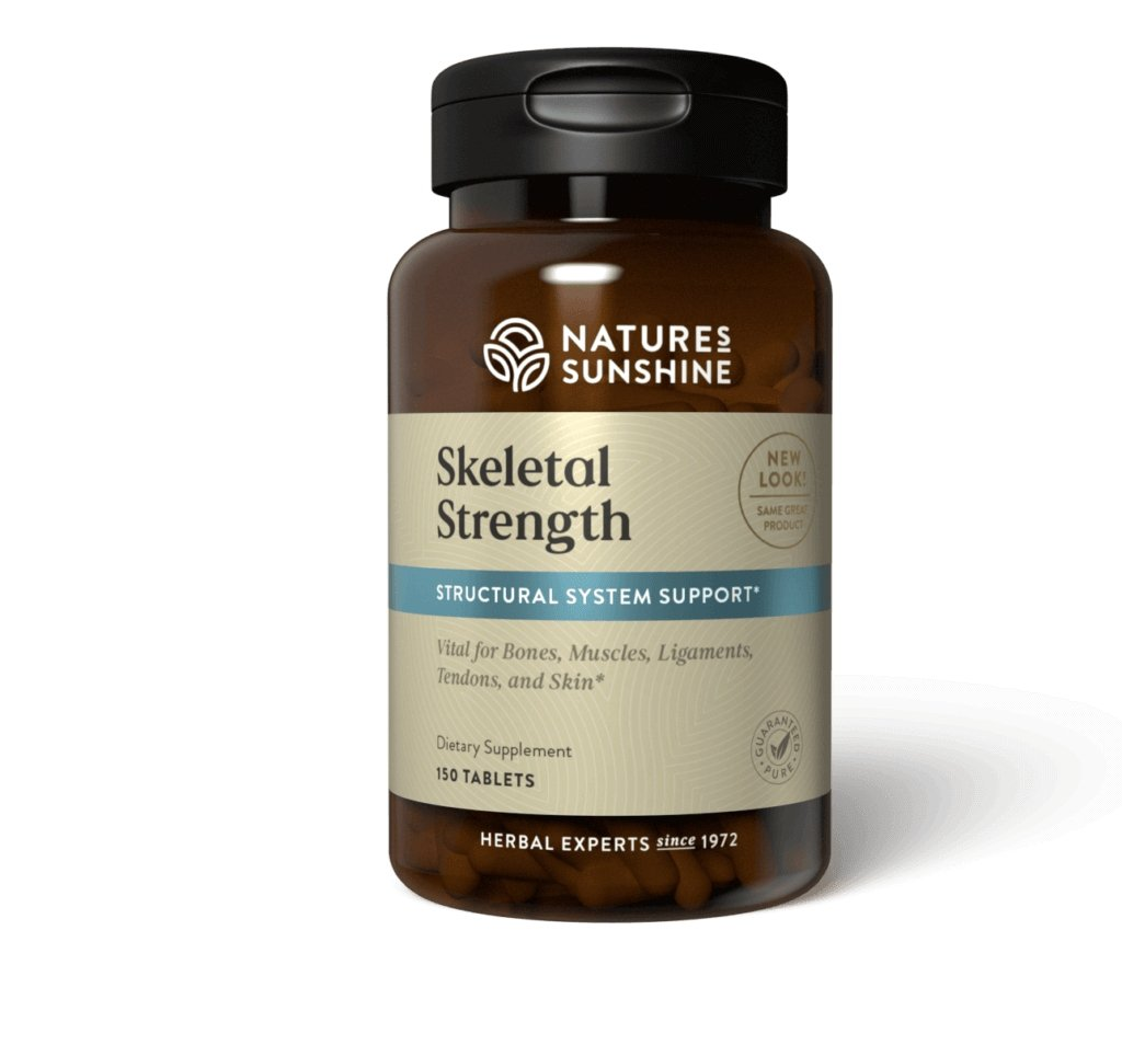 Nature's Sunshine Skeletal Strength® (150 tabs) - Nature's Best Health Store