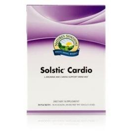 Nature's Sunshine Solstic Cardio (30 packets) - Nature's Best Health Store