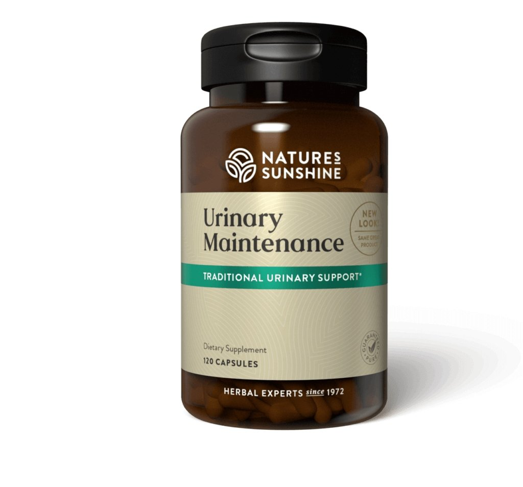 Nature's Sunshine Urinary Maintenance (120 caps) - Nature's Best Health Store