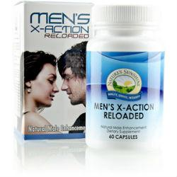 Nature's Sunshine X-Action Reloaded (Men's) (60 Caps) - Nature's Best Health Store