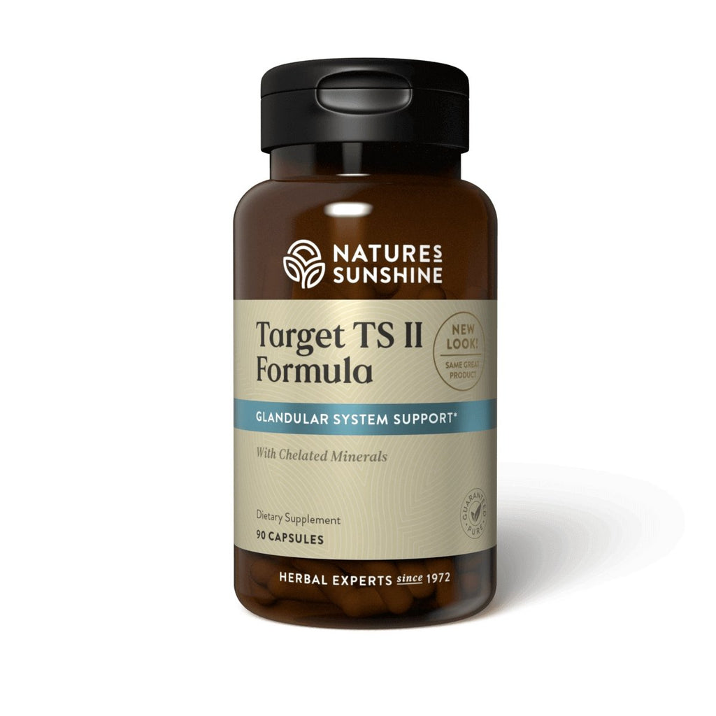 Target TS II (90 caps) - Nature's Best Health Store