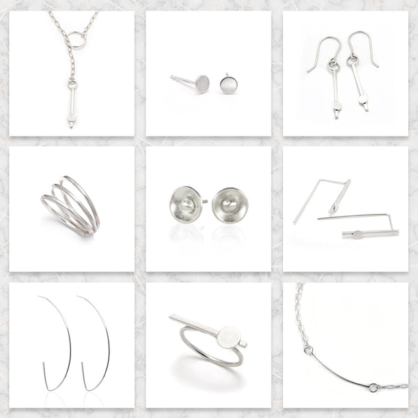 Simple, Chic and Stylish Minimalist Jewelry