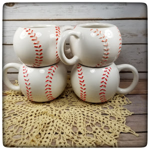 This Week Only: Baseball Mugs