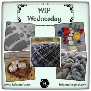 Works-in-Progress Wednesday (02/15/17)