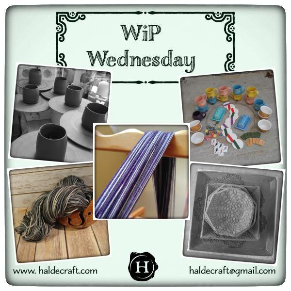 Works-in-Progress Wednesday (03/15/17)