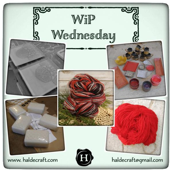 Works-in-Progress Wednesday (04/05/17)