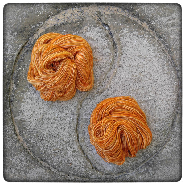 June 2017 Yarn Club: Orange Cat