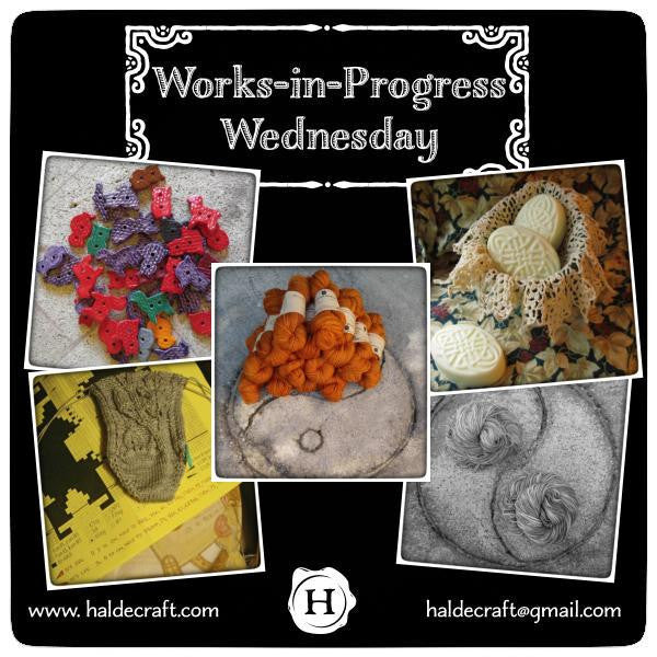 Works-in-Progress Wednesday (07/26/17)