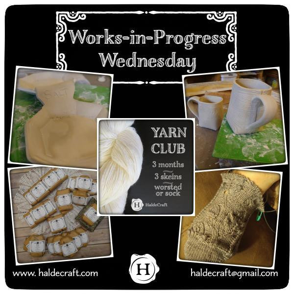 Works-in-Progress Wednesday (08/02/17)
