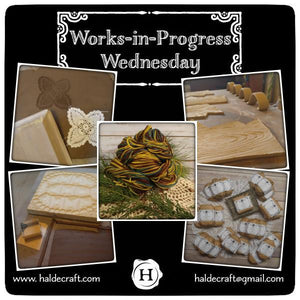 Works-in-Progress Wednesday (08/09/17)