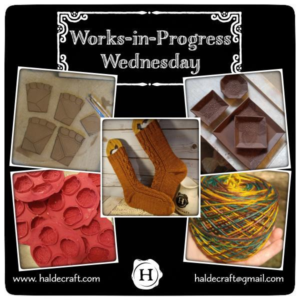Works-in-Progress Wednesday (08/16/17)