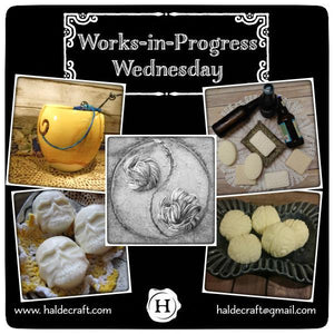 Works-in-Progress Wednesday (09/27/17)